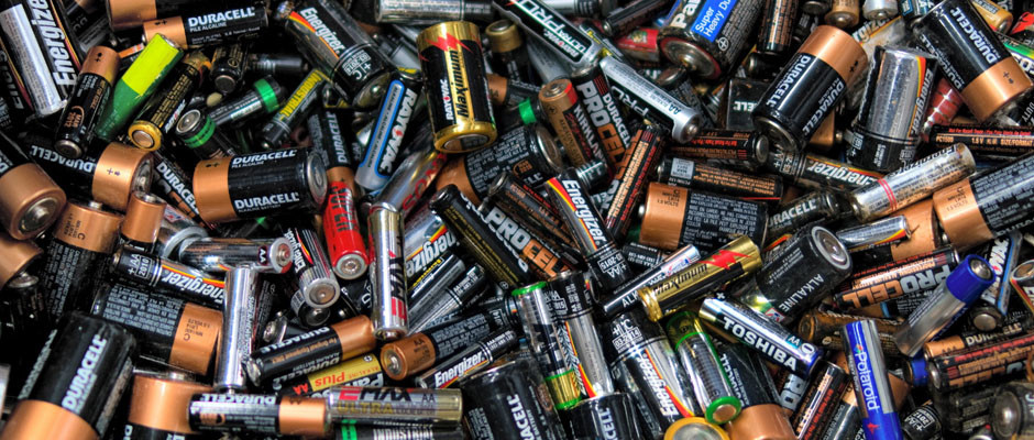 Free Battery recycling through Batteryback